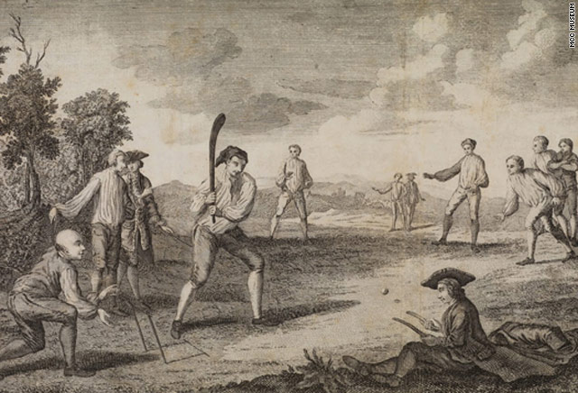 history of cricket Cricket is called a gentlemen's game why do they actually call it so in the 17th  century, when the english aristocrats started playing the sport,.
